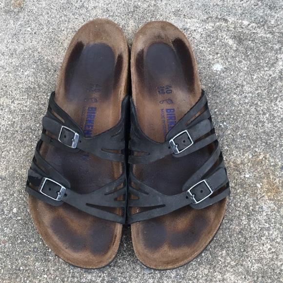 75250ef57be Birkenstock Shoes - Birkenstock Granada Soft Footbed Size 40 Regular
